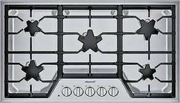 Thermador SGS365TS 36-inch Gas Cooktop