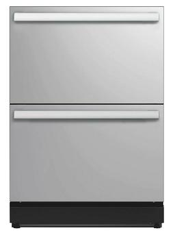 """Thermador T24UR810DS 24"""" Stainless Steel Under-counter Refri"""